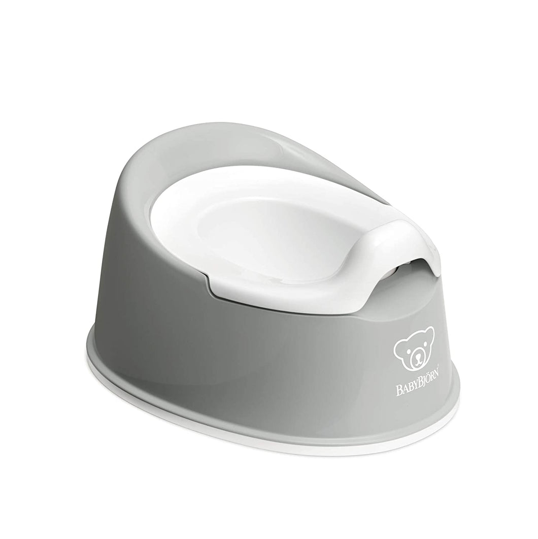 Smart Potty, Gray/White