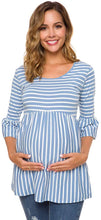 Load image into Gallery viewer, Womens Casual Maternity Tops