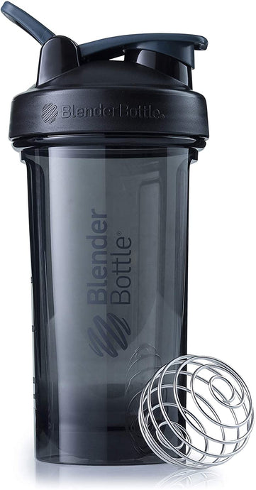 Pro Series Shaker Bottle, 24-Ounce, Black