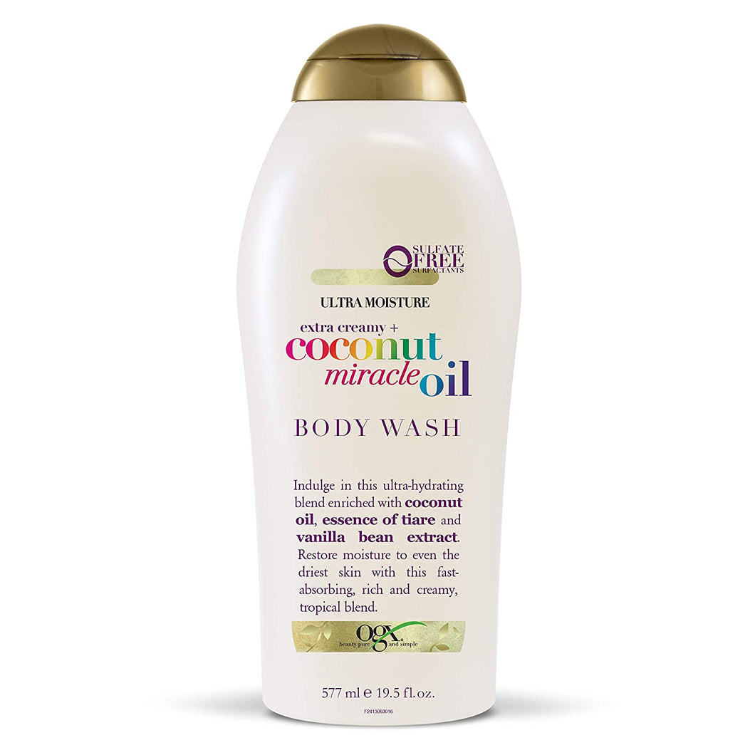 Oil Ultra Moisture Body Wash