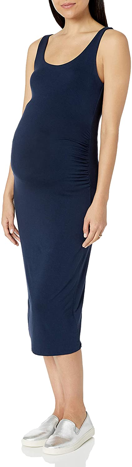 Women's Maternity Sleeveless Dress