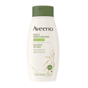 Daily Moisturizing Body Wash for Dry Skin
