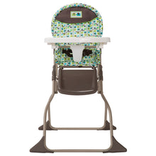 Load image into Gallery viewer, Simple Fold High Chair with 3-Position Tray