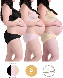 Under The Bump Maternity Underwear