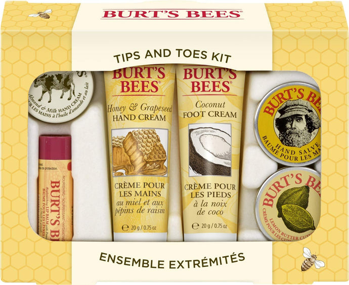 Bees Tips and Toes Kit Gift Set