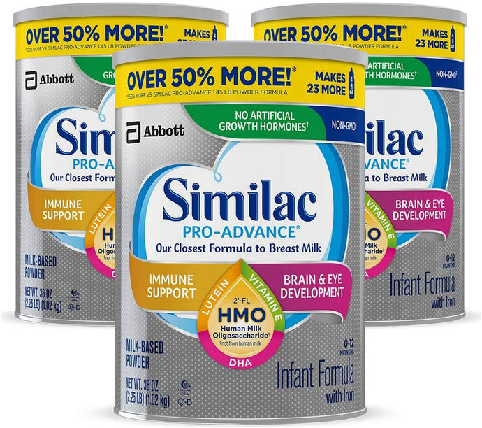 Pro-Advance Non-GMO Infant Formula