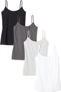 Women 4-Pack Slim-Fit Tops