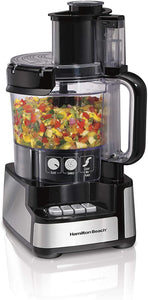 12-Cup Stack & Snap Food Processor