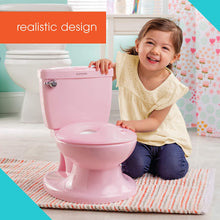 Load image into Gallery viewer, Realistic Potty Training Toilet Seat
