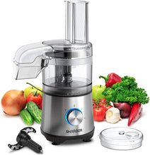 Load image into Gallery viewer, Food Processor Vegetable Chopper for Chopping
