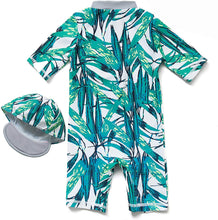 Load image into Gallery viewer, Baby Boy UV Swimsuit UPF 50+ Sun Protection Clothing