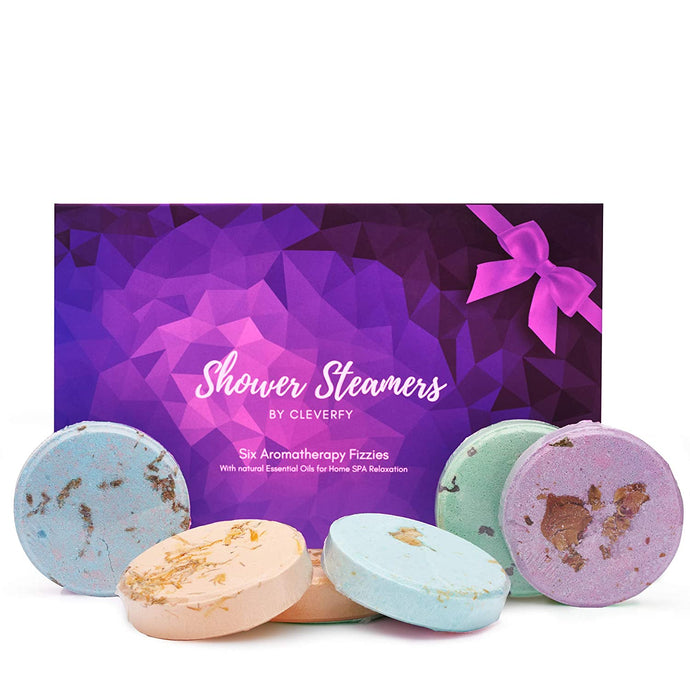 Aromatherapy Shower Steamers Gift Set