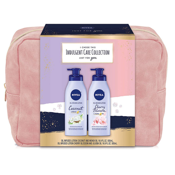 Indulgent Skin Care Collection, 2 Piece Gift Set