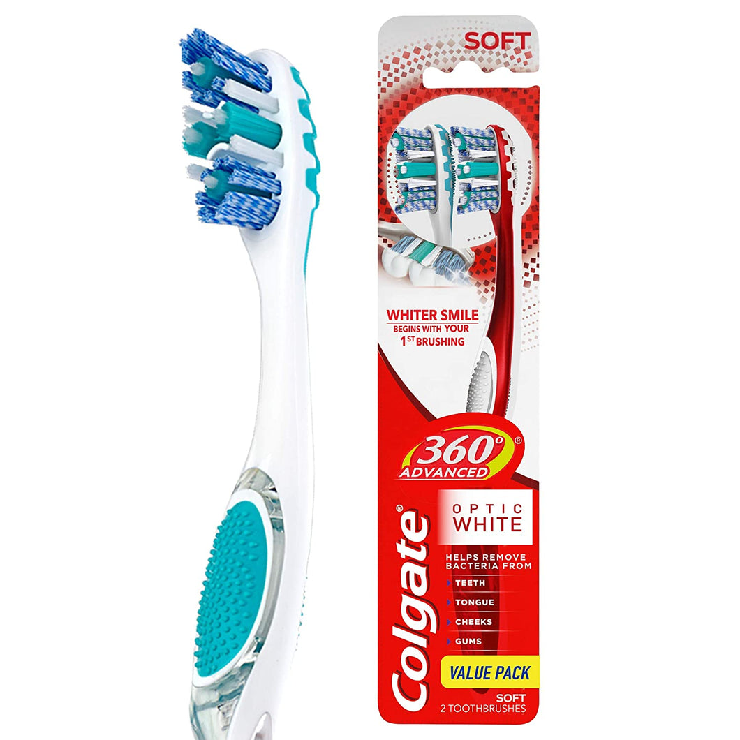 Advanced Optic White Toothbrush