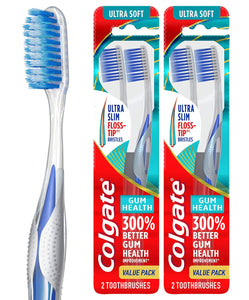 Gum Health Extra Soft Toothbrushes