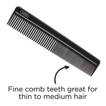 Load image into Gallery viewer, Hair Ace Dressing Hair Comb