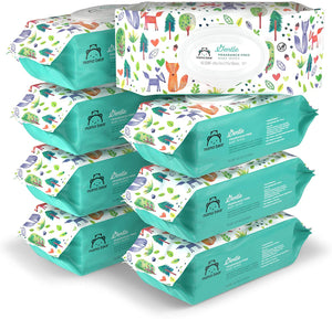 Mama Bear Gentle Fragrance-Free Baby Wipes