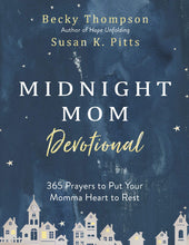 Load image into Gallery viewer, Midnight Mom Devotional