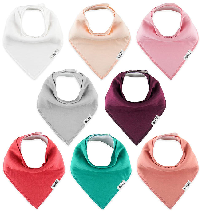 Drool Bibs for Baby Girls