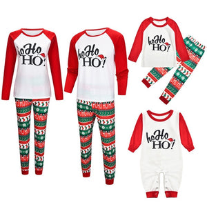 Christmas Matching Family Sleepwear Outfits