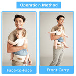 Load image into Gallery viewer, Baby Hip Seat Carrier | Beyond Baby Talk - Baby Products, Toys & Mother Essentials