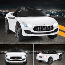 Load image into Gallery viewer, Kid's Licensed Maserati  Remote Control Electric Ride-on Car