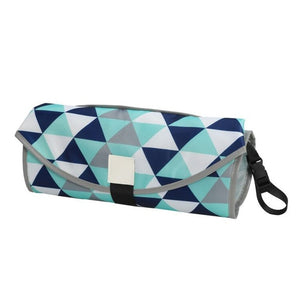 Baby Diaper Clutch Changing Pad