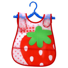 Load image into Gallery viewer, Waterproof Apron Baby Bib