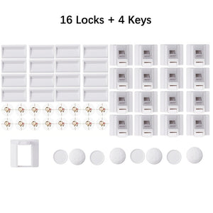 Baby Safety Cabinet Drawer Door Magnetic Lock