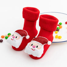 Load image into Gallery viewer, Christmas Warm Children Socks