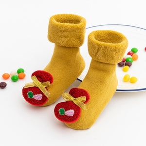 Christmas Warm Children Socks