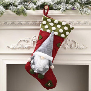 Children's Candy Christmas Stocking