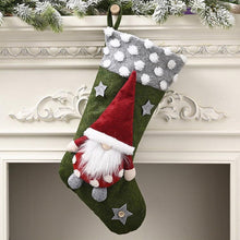 Load image into Gallery viewer, Children's Candy Christmas Stocking