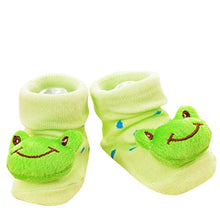 Load image into Gallery viewer, Cartoon Design Anti-Slip Baby Walker Socks