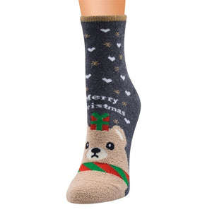 Kids Unisex Christmas Funny Socks