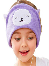 Load image into Gallery viewer, Kids Soft Fleece Stereo Headband
