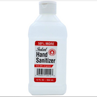 Case of 24 Hand Sanitizer Bottles - $1 Per Bottle (12 Fl Oz Per Bottle)