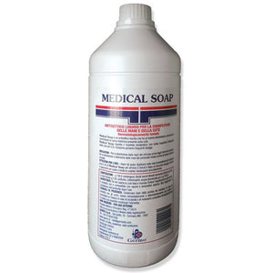 Medical Soap - Sapone disinfettante 1L - Dolomiti Medical