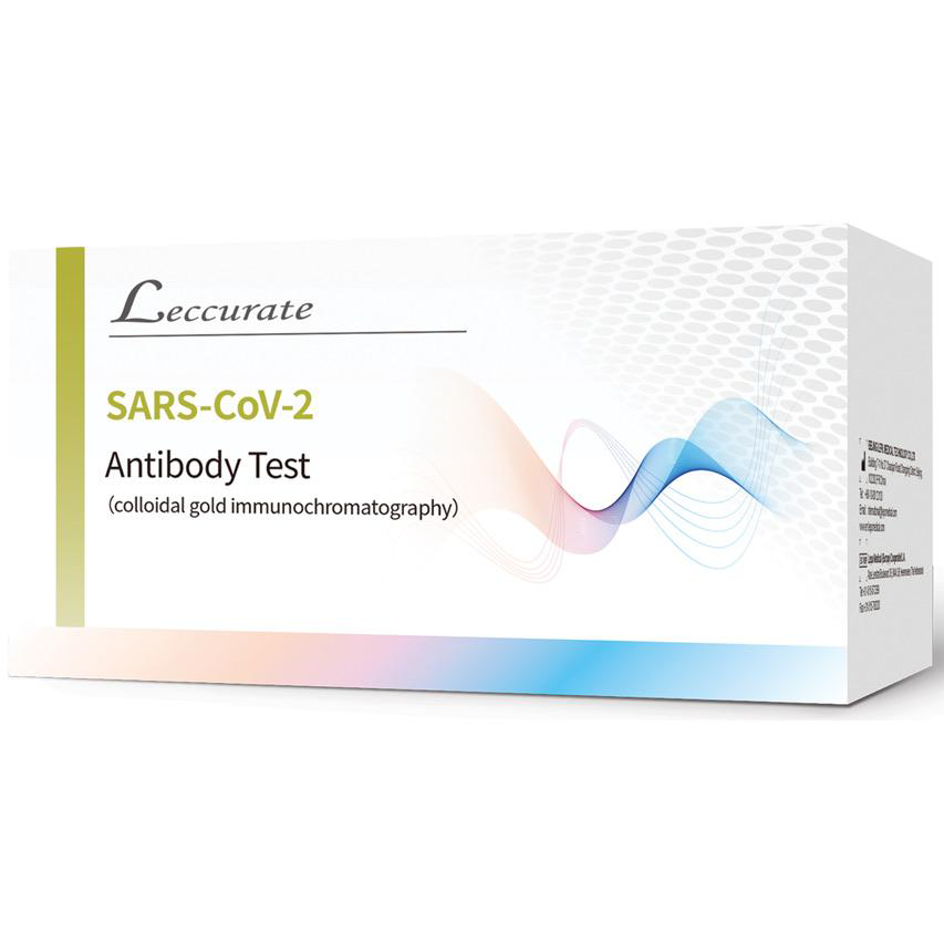 Test antigenico rapido per Covid-19 / Coronavirus (Anticorpi IgG e IgM) - 20 pezzi - Dolomiti Medical