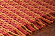Load image into Gallery viewer, Chandra Adaline ADA-33001 Red/Orange Hand-woven Wool - HomeAreaRugs.com