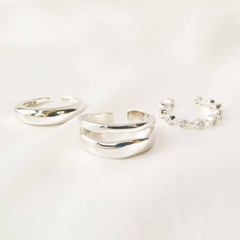 Stackable Rings Set, Kategory Jewelry