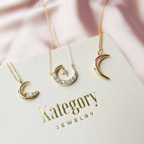Moon and Stars Jewelries Collection, Kategory Jewelry