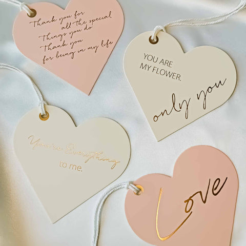 Love messages card, Kategory Jewelry