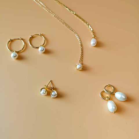 Pearl Jewelries Collection, Kategory Jewelries