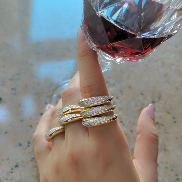 Bold Meteor Ring, Kategory Jewelry