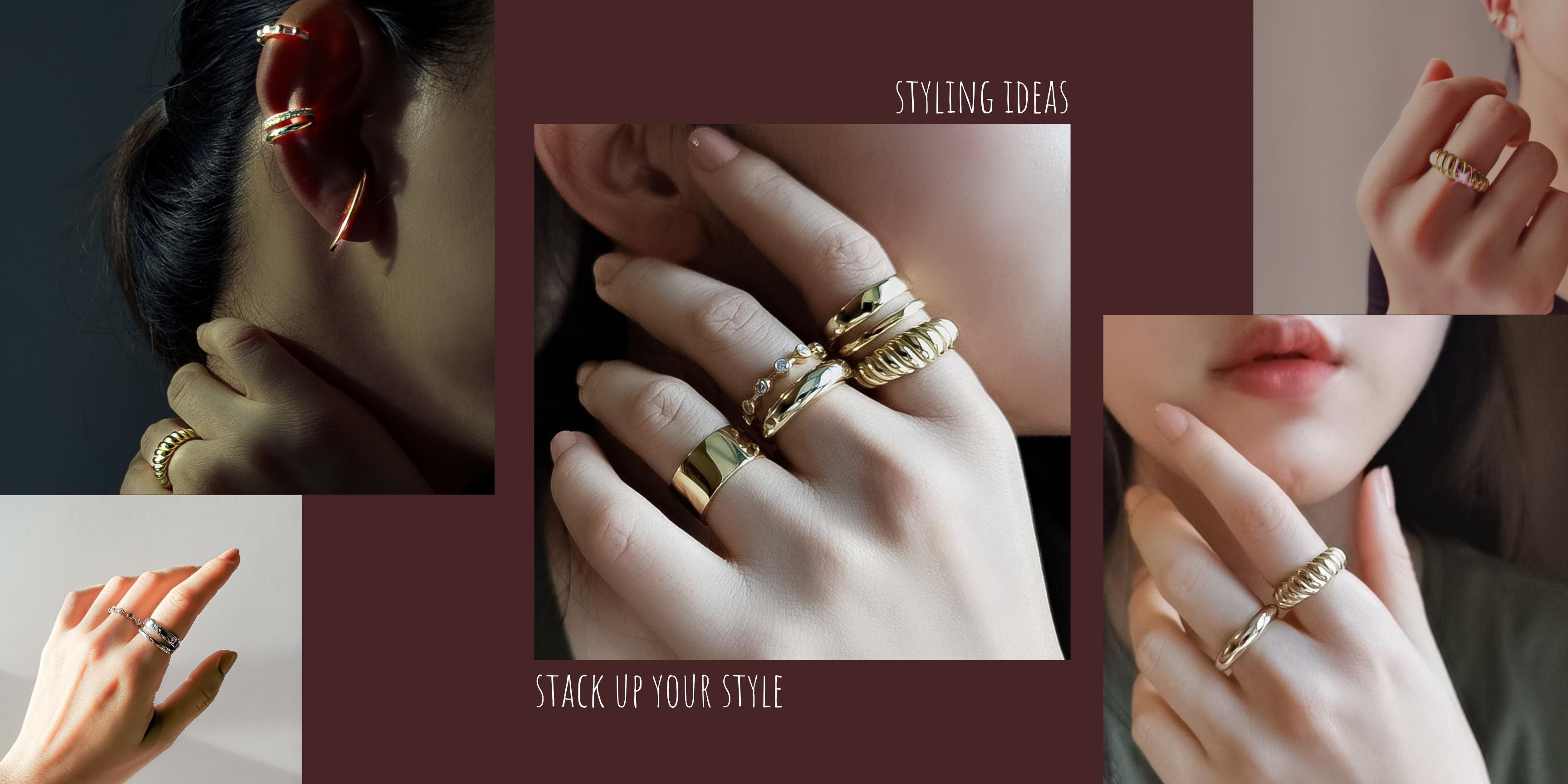 Kategory Jewelry Styling Ideas Stack up your style