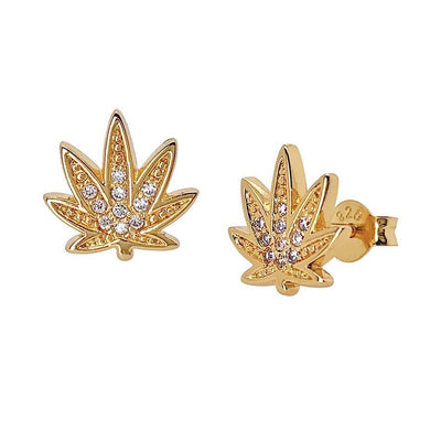 Blossom Stud Earrings - Kategory Jewelry