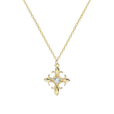 Cross Pendant Necklace - Kategory Jewelry