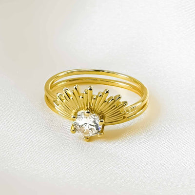 Sunrise Ring - Kategory Jewelry
