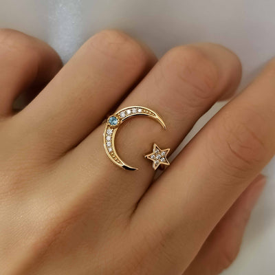 Lunar Ring - Kategory Jewelry
